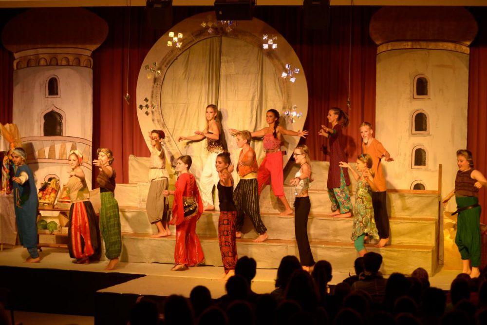 Musical Arabische Nächte
